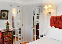 Century House - Nantucket - 睡房