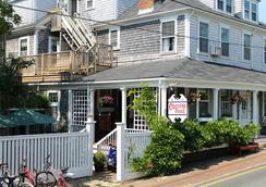 Century House - Nantucket - 户外景观