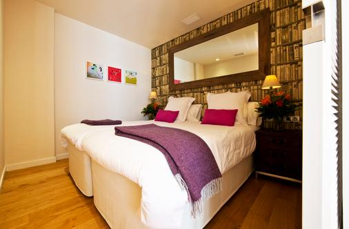 棕榈套房住宅酒店 - 马略卡岛帕尔马 - 睡房
