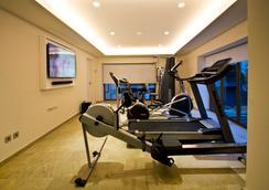 棕榈套房住宅酒店 - 马略卡岛帕尔马 - 健身房