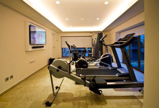 帕尔马套房酒店 - 马略卡岛帕尔马 - 健身房