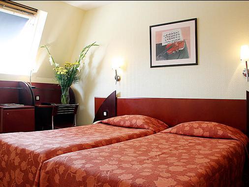 维利尔之星酒店 - 巴黎 - 睡房