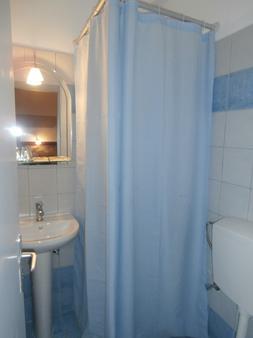 那科索斯酒店 - 卡马利 - 浴室