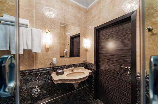 苏克哈雷夫斯基设计酒店 - 莫斯科 - 浴室