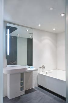 圣殿酒店 - 多伦多 - 浴室