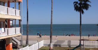 海贝汽车旅馆 - 科珀斯克里斯蒂 - 海滩
