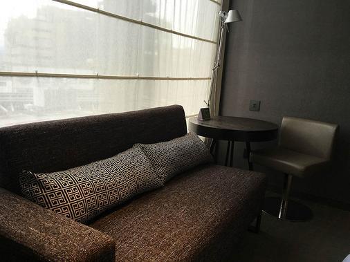 德立庄酒店 - 台北 - 客厅