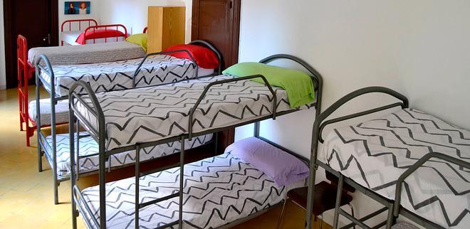 帕尔玛中心青年旅舍 - 马略卡岛帕尔马 - 睡房