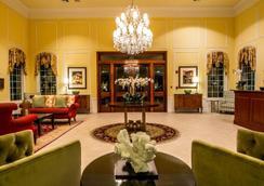 特里亚农老那不勒斯酒店 - 拿坡里 - 大厅
