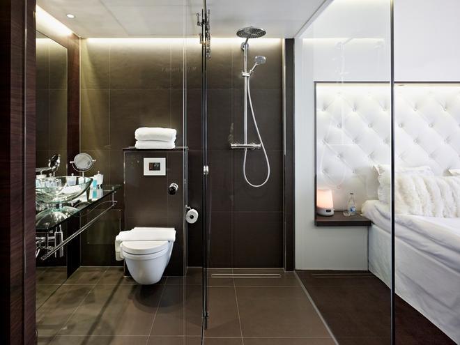 世界酒店 - 哥德堡 - 浴室