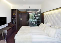 世界酒店 - 哥德堡 - 睡房