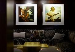 世界酒店 - 哥德堡 - 休息厅