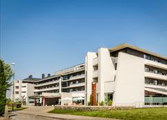 欧洲之星雷纳费利西亚Spa酒店 - 哈卡 - 建筑