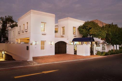 巴达维亚精品酒店 - 斯泰伦博斯 - 建筑