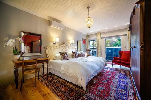 巴达维亚精品酒店 - 斯泰伦博斯 - 睡房