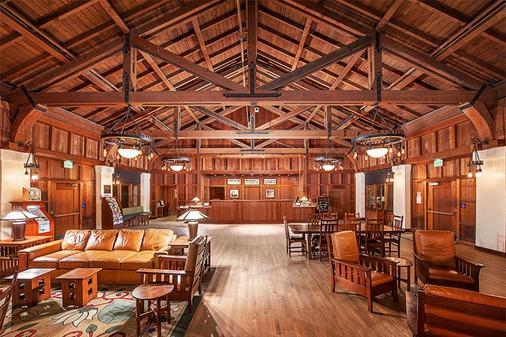阿西罗玛会务酒店 - 太平洋丛林 - 大厅