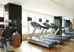 金浦机场乐天城市酒店 - 首尔 - 健身房