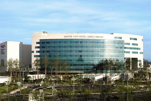 金浦机场乐天城市酒店 - 首尔 - 建筑
