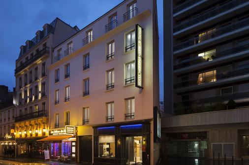 蒙帕纳斯圣日耳曼酒店 - 巴黎 - 建筑