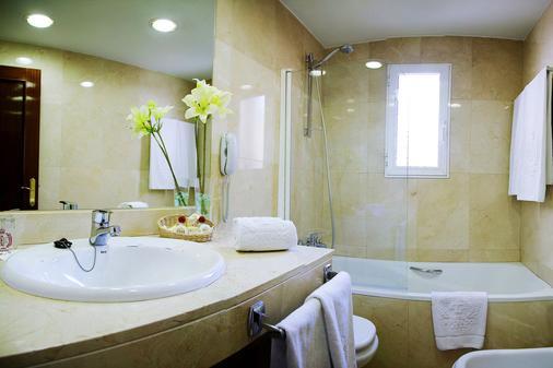 艾普拉杜尔酒店 - 马德里 - 浴室