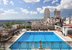 艾普拉杜尔酒店 - 马德里 - 游泳池