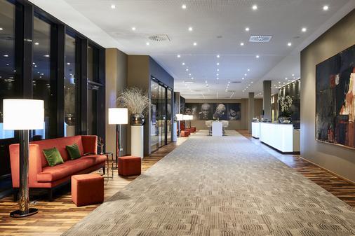 卢森堡莱嘎尔高级酒店 - 卢森堡 - 柜台