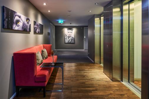 卢森堡莱嘎尔高级酒店 - 卢森堡 - 门厅