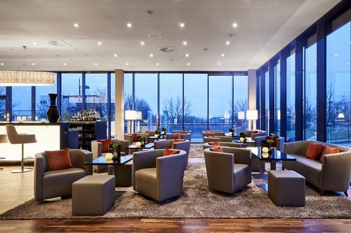 卢森堡莱嘎尔高级酒店 - 卢森堡 - 酒吧