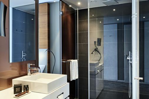 卢森堡莱嘎尔高级酒店 - 卢森堡 - 浴室