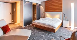 卢森堡莱嘎尔酒店 - 卢森堡 - 睡房