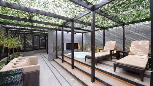 目黑莱昂酒店 - 东京 - 阳台