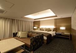 目黑莱昂酒店 - 东京 - 睡房