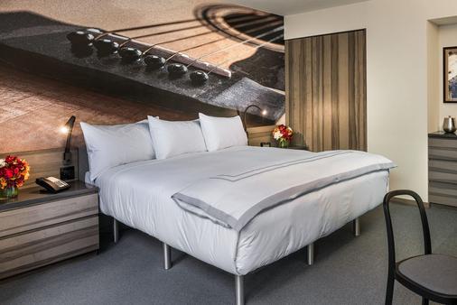 卡内基酒店 - 纽约 - 睡房
