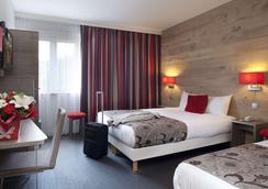 杜尔那酒店 - 科尔马 - 睡房