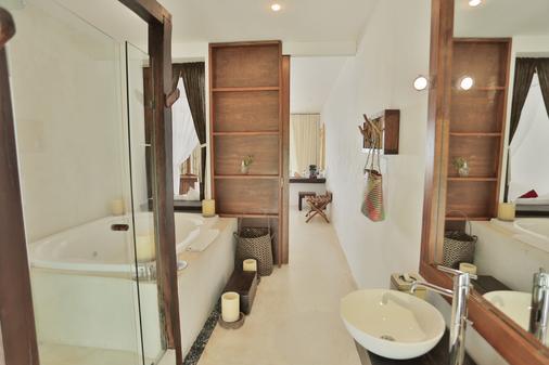 图卢姆海滩酒店 - 图卢姆 - 浴室