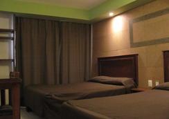 Hotel San Luis - 圣路易斯波托西 - 睡房