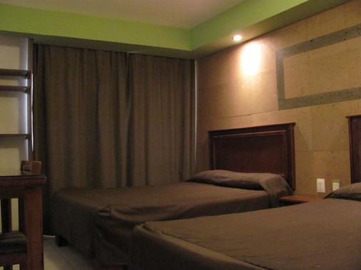 圣路易斯酒店 - 圣路易斯波托西 - 睡房
