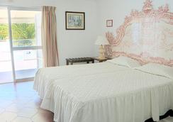 热带海岸酒店 - 阿尔布费拉 - 睡房