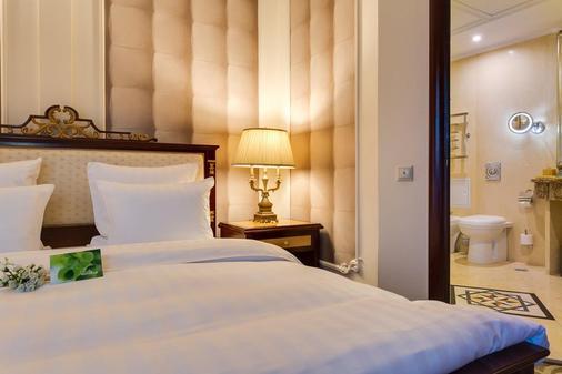 莫斯科茹姆精品酒店 - 莫斯科 - 睡房