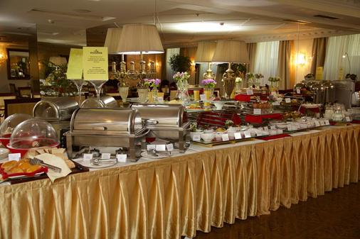 莫斯科茹姆精品酒店 - 莫斯科 - 自助餐