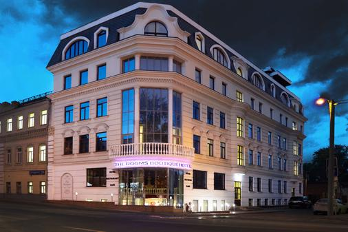 莫斯科茹姆精品酒店 - 莫斯科 - 建筑