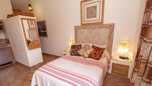 卡波维斯塔酒店(限成人) - 卡波圣卢卡斯 - 睡房