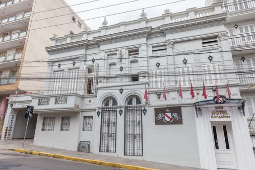 贡萨尔维斯酒店 - 阿雷格里港 - 建筑