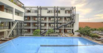 萨玛德维住宅酒店 - 暹粒 - 建筑