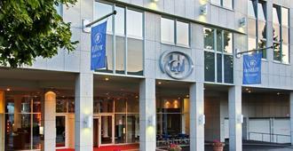 希尔顿美因茨市酒店 - 美因茨 - 建筑