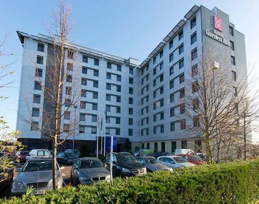 伦敦希思罗希尔顿花园酒店 - 豪士罗 - 建筑