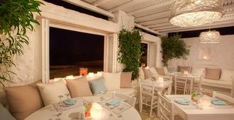 米努瓦村温泉酒店 - 帕罗奇亚 - 餐馆