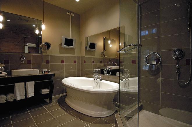 达尔姆广场酒店 - 蒙特利尔 - 浴室