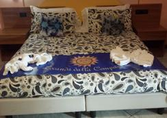 洛坎达达拉康朋尼亚酒店 - 里奥马哲雷 - 睡房