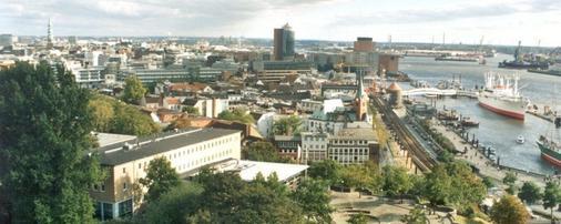 澳德姆舒婷坊汉堡青年旅舍 - 汉堡 - 户外景观